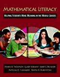 Mathematical Literacy, Denisse R. Thompson and Janet C. Richards, 0325011230