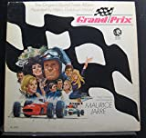 Maurice Jarre - Grand Prix (Original Motion Picture Soundtrack) - Lp Vinyl Record