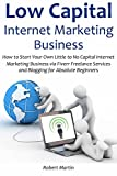 Low Capital Internet Marketing Business: How to Start Your Own Little to No Capital Internet Marketing Business via Fiverr Freelance Services and Blogging for Absolute Beginners