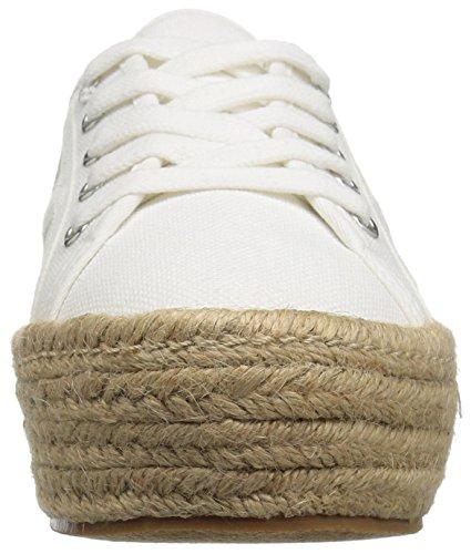 Topline Femmes Harlet Fashion Sneaker Blanc