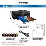 "Epson SureColor P800 17"" Inkjet Color Printer,Black"