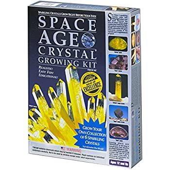 national geographic crystal growing kit instructions