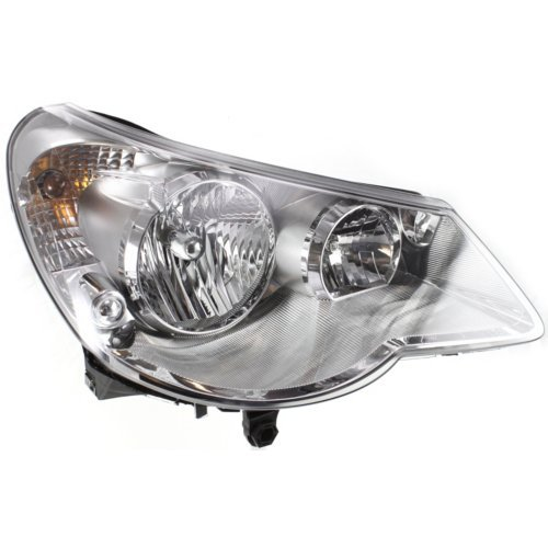 Garage-Pro Headlight for CHRYSLER SEBRING 07-10 RH Assembly Halogen Type 1 Convertible/Sedan