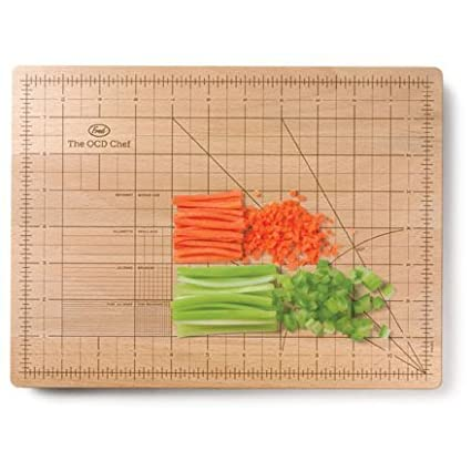 The Obsessive Chef Chopping Board