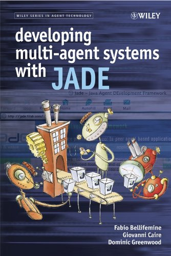 Developing Multi-Agent Systems with -