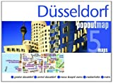 Dusseldorf Popout Map (Footprint PopOut Maps)