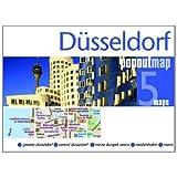 Düsseldorf PopOut Maps (PopOut Maps) (Footprint PopOut Maps)