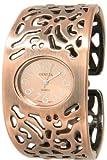 069 Geneva Copper Bangle Watch, Watch Central