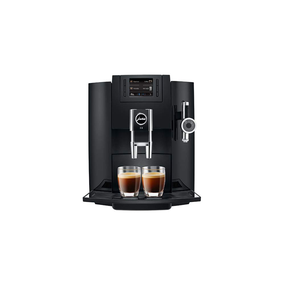 Jura 15109 Coffee Machine (Black) (Renewed) by Jura