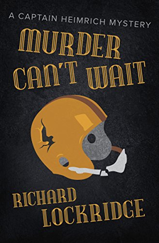 Murder Can't Wait (The Captain Heimrich Mysteries)