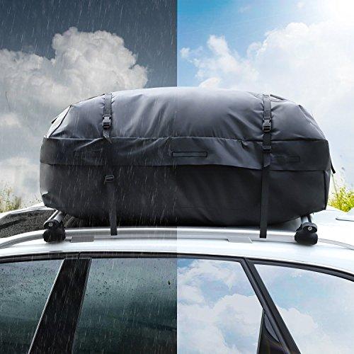 avis et test green valley 158002 coffre de toit pliable. Black Bedroom Furniture Sets. Home Design Ideas