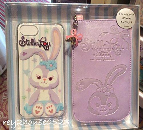 ステラルー iphone 6 6s 7 Plus ケース カバー 香港 ディズニーの商品画像