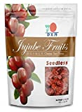 MUST BUY ! 10 Pack DXN Jujube Fruits Chinese Red Dates Seadless ( 300g )
