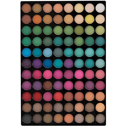 Bebeautiful Eyeshadow 88 Shades Palette, Matte