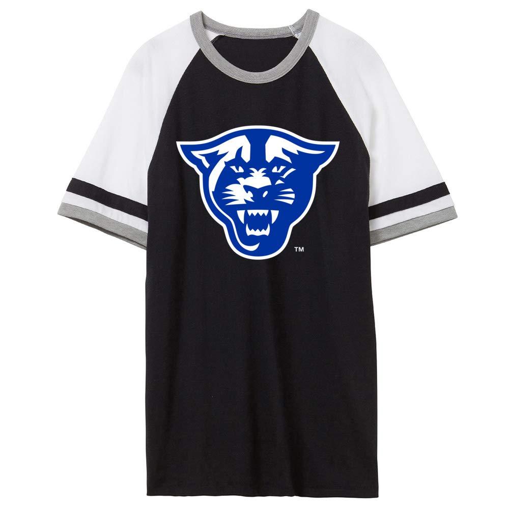 NCAA Georgia State Patriots PPGSU02 Unisex Slapshot Vintage Jersey T-Shirt