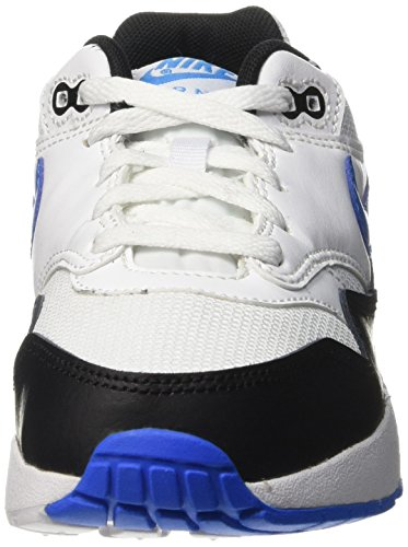 Nike Air Max 1/Ps - Zapatillas Niños Blanco (Blanco (White / Photo Blue-Black))