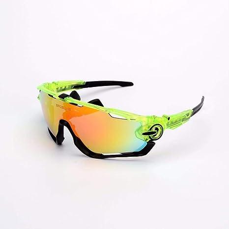 Y-YT Gafas de Deporte Hombres y Mujeres polarizaron Gafas de ...