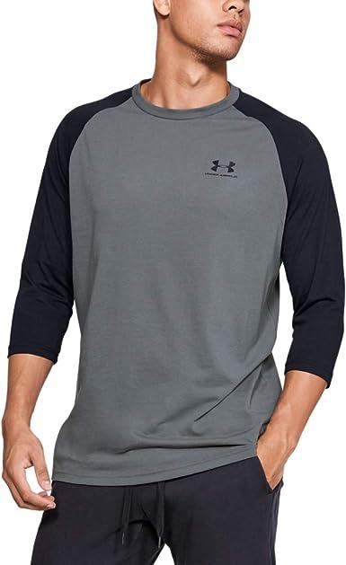 Under Armour Sportstyle Camisa de Manga Larga Hombre