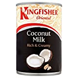 Kingfisher Coconut Milk (400ml) - Pack of 6