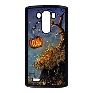 Halloween Pumpkin for LG G3 Phone Case Cover H7636