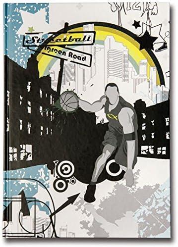 °° Schreibbuch - Streetball