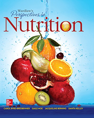 Wardlaw's Perspectives in Nutrition Pdf
