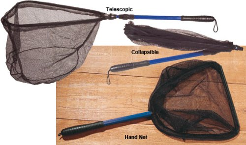Laguna Pond Fish Net with 13-Inch Metal Handle