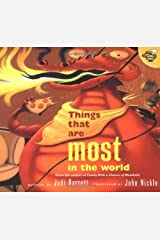 Things That Are Most in the World Paperback