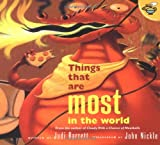 Things That Are Most in the World, Judi Barrett, 0689844492