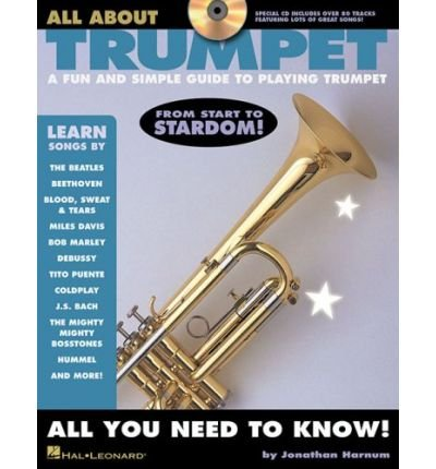 Download All about Trumpet: A Fun and Simple Guide to Playing Trumpet (All about) (Mixed media product) - Common pdf epub