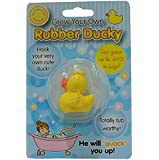 Grow Your Own Rubber Duck