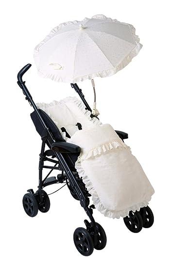 Amazon.com: Bebé – Broderie Anglaise saco para silla de ...
