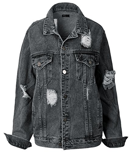 90s Denim Jacket - 2