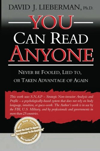Pdf Self-Help You Can Read Anyone: Never Be Fooled, Lied to, or Taken Advantage of Again