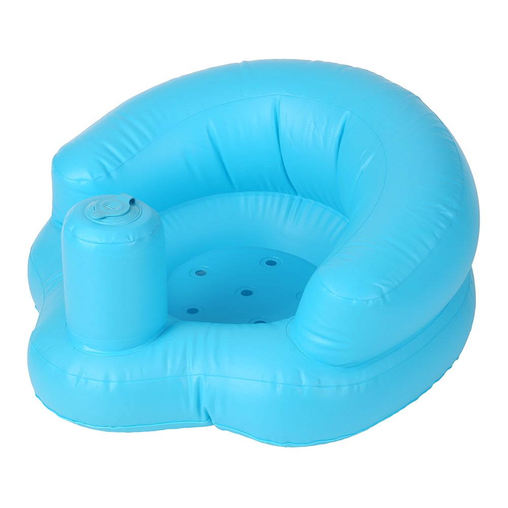 Decdeal Inflatable Baby Chair Portable Kids Sofa Safety Training ...