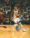 Signed Matt Barnes Photograph - MEMPHIS GRIZZLIES 8X10 COA - Autographed NBA Photos