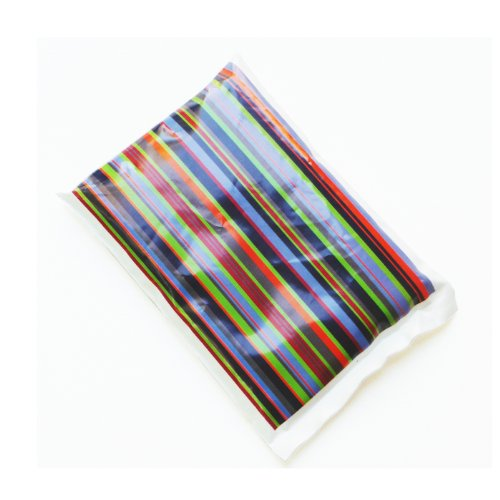 Ice Pack, USA Made with fun Stripe design. Keeps food cool and fresh for hours - Kid Eco Recycle Pack