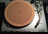 Handcrafted Natural Cork Turntable Mats
