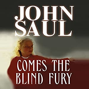 Comes the Blind Fury Audiobook