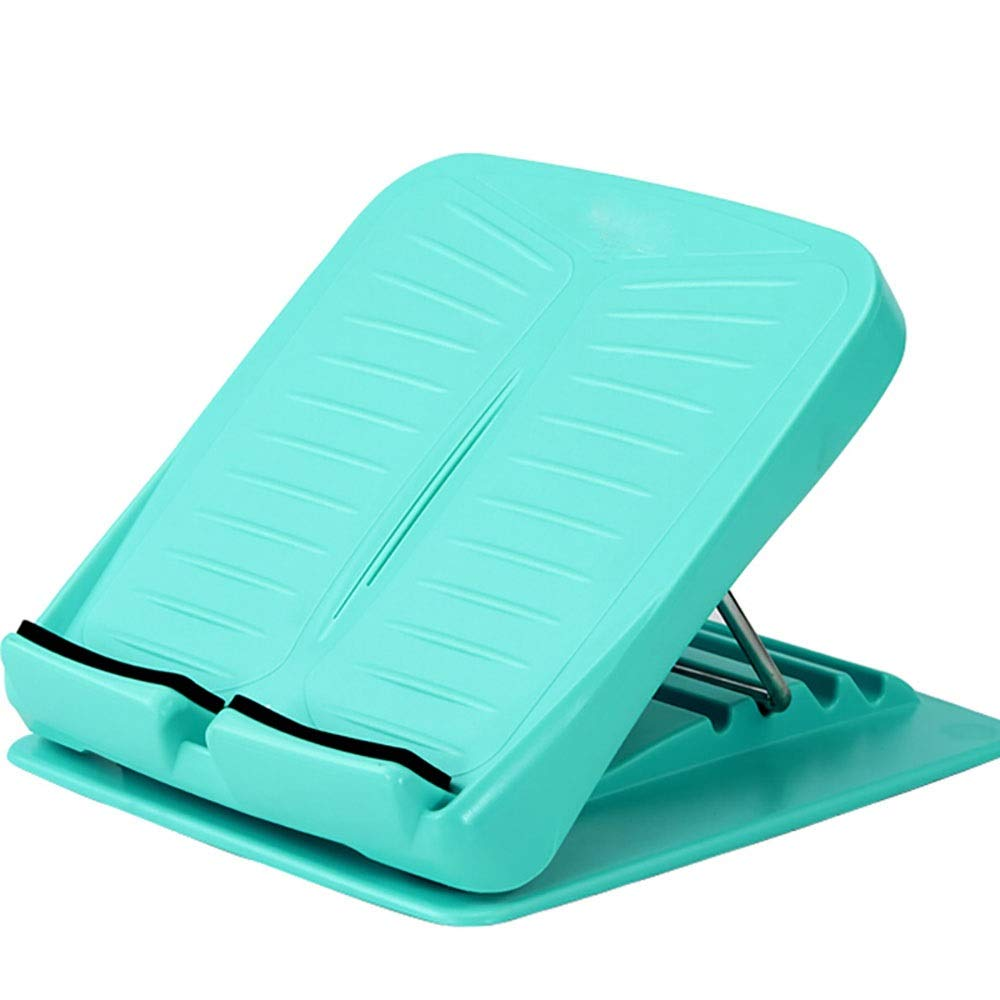 Zhao Li Lacing Plate Slanting Plate Lacing Equipment Equipment Foot Relaxation Children's Bar Stool (Color : A)