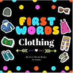 First Words: Clothing | Jill White