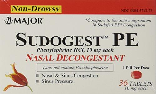 sudogest-pe-generic-for-sudafed-pe-nasal-decongestant-phenylephrine-hcl-10mg-tablets-36ct
