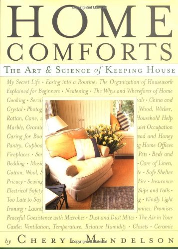 Home Comforts: The Art and Science of Keeping House by Scribner