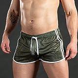 POPNINGKS Men Swim Brief Sexy Fast-Drying