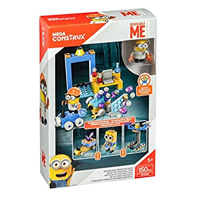 Mega Construx Despicable Me Minons Free Form Building Set: Toys & Games