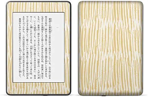 igsticker kindle paperwhite 第4世代 専用スキンシール キンドル ペーパーホワイト タブレット 電子書籍 裏表2枚セット カバー 保護 フィルム ステッカー 050291