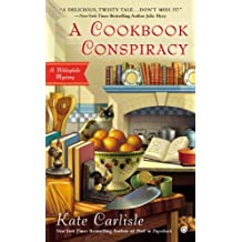 A Cookbook Conspiracy (Bibliophile Mystery 7)
