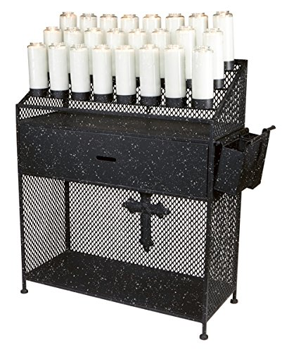 Devotion Stand 24 candles by US Gifts