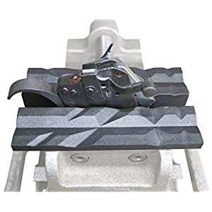 """Vise Jaws - Nylon, Multipurpose - Use on Any Metal Vise, Magnetic Reversible Pads, Clamps Flat or Round Products - Available in 4"""" or 6"""" (2 Sets in 1)"""