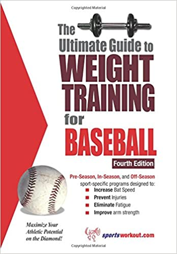 Ultimate Guide To Weight Training For Baseball Rob Price 9781932549454 Amazon Books